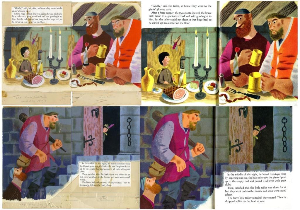 Un Petit Livre D'Or - comparaison d'éditions - Page 3 Tumblr10