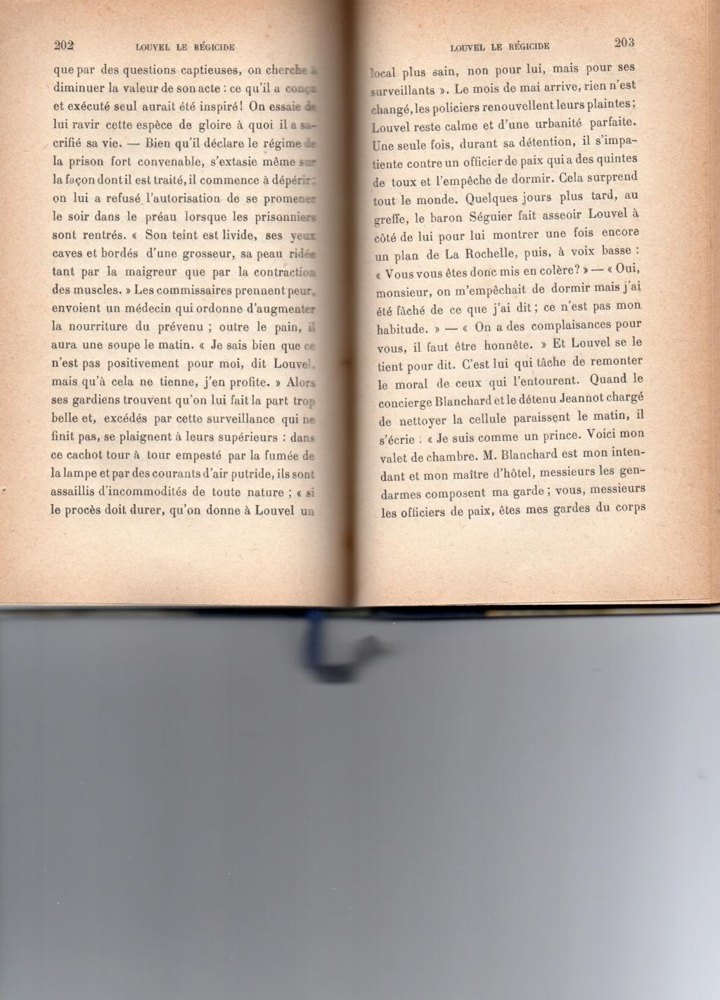 """Recherches de J.C Pilayrou : Louis XVII, le cas Louvel et """"Le roi perdu"""" d'Octave Aubry - Page 13 Louvel10"""