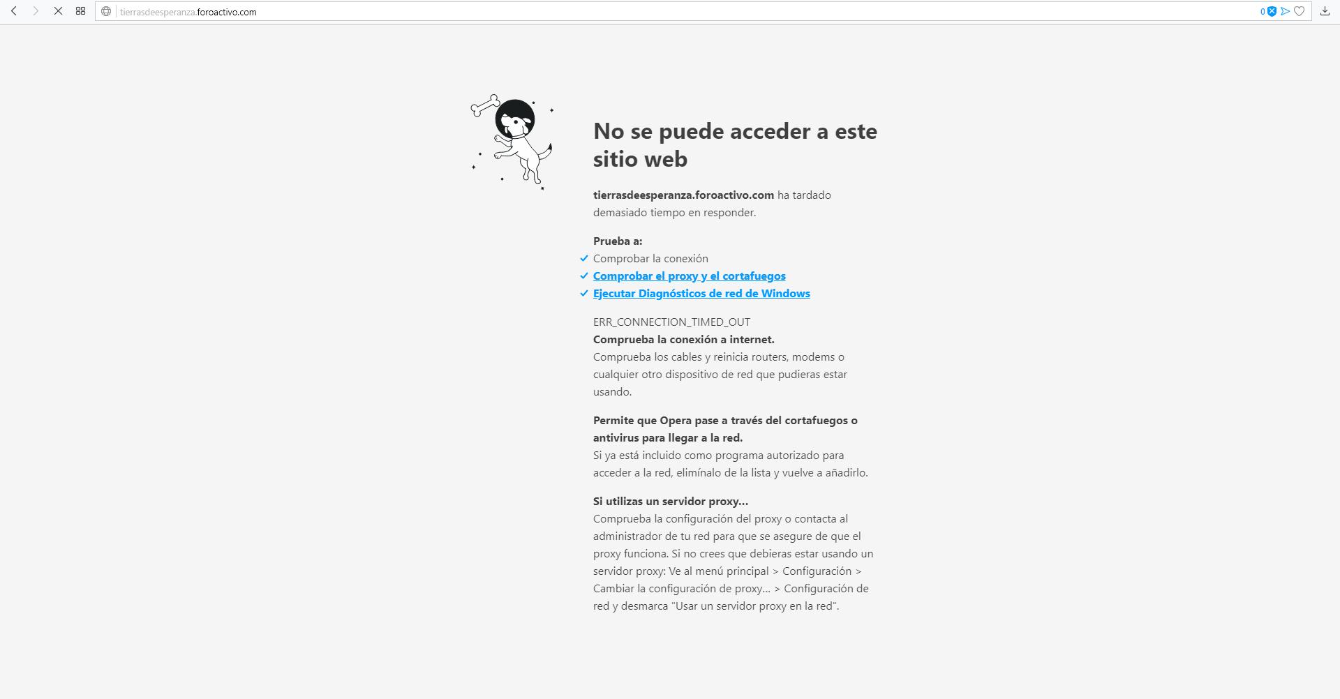 Usuarios de Movistar no podemos conectarnos al foro Captur15