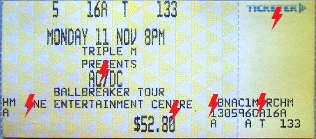 1996 / 11 / 11 - AUS, Brisbane, Entertainment Centre 11_11_10