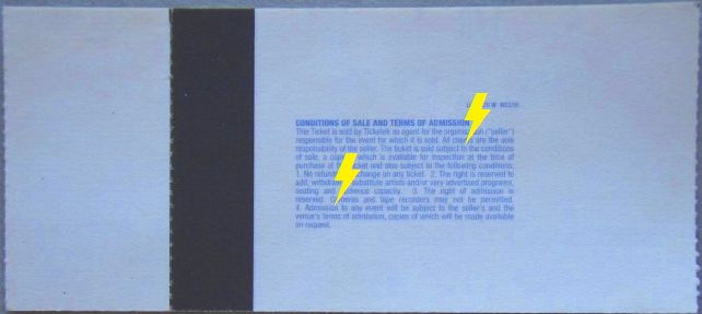 1996 / 11 / 11 - AUS, Brisbane, Entertainment Centre 11_11_11