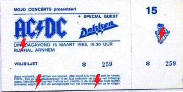 1988 / 03 / 15 -  HOL, Arnhem, Rijnhal 15_03_10
