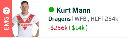 Trials and Tribulations of an NRL Fantasy coach 2018 - End result 164th - Page 9 Kurt_m10