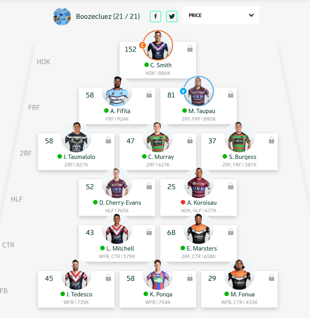 Trials and Tribulations of an NRL Fantasy coach 2018 - End result 164th - Page 9 Round_11