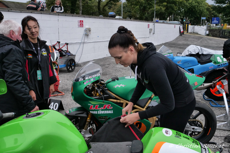 [Road racing] Classic TT/ Manx GP 2019  - Page 22 20191236