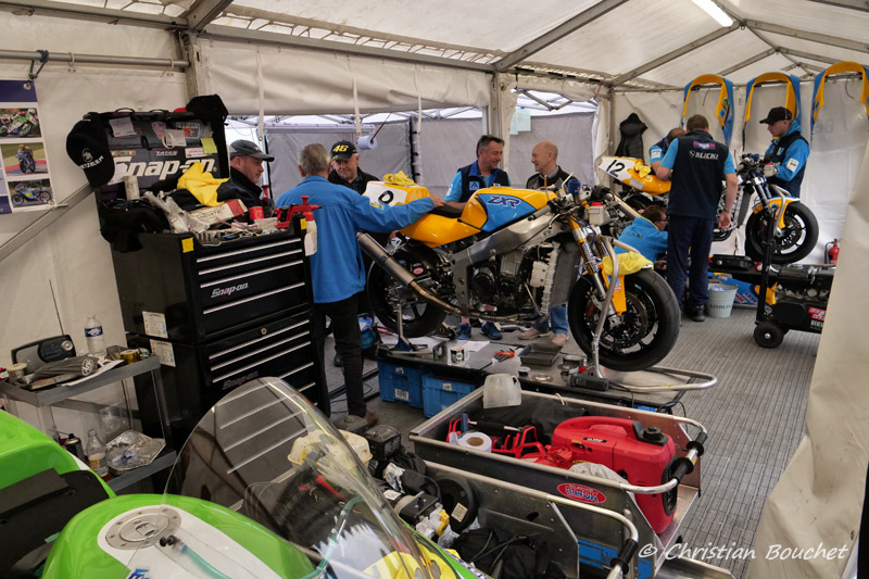 [Road racing] Classic TT/ Manx GP 2019  - Page 22 20191256