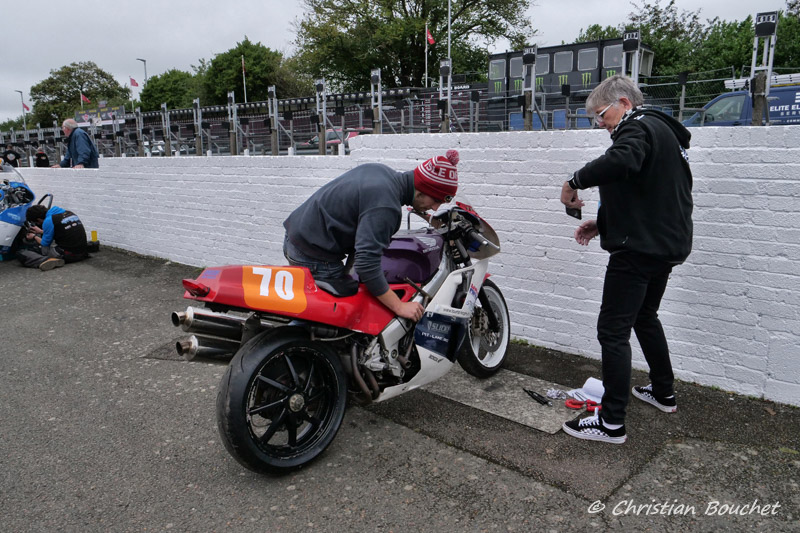 [Road racing] Classic TT/ Manx GP 2019  - Page 22 20191265