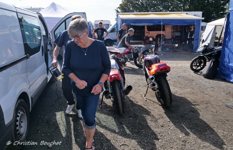 [Road racing] Classic TT/ Manx GP 2019  - Page 23 20191362