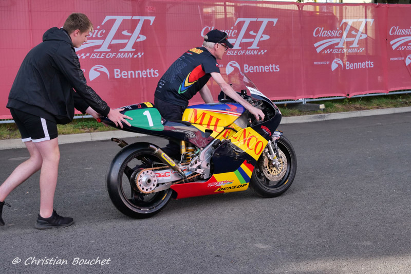 [Road racing] Classic TT/ Manx GP 2019  - Page 23 20191463