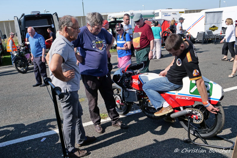 [Road racing] Classic TT/ Manx GP 2019  - Page 24 20191586