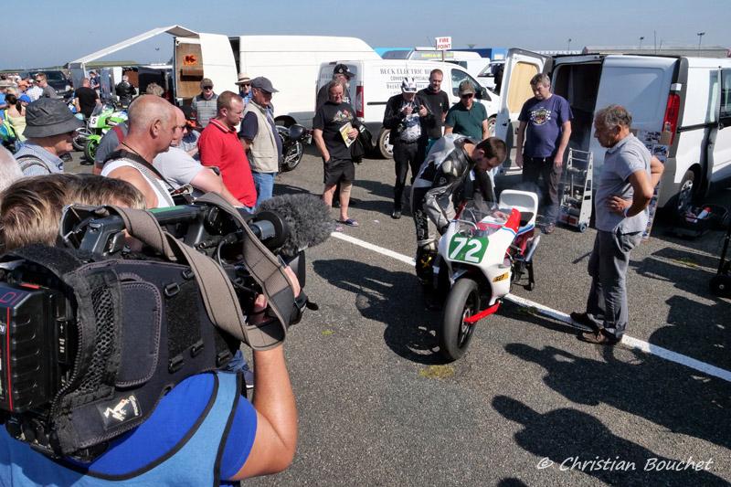 [Road racing] Classic TT/ Manx GP 2019  - Page 24 20191589