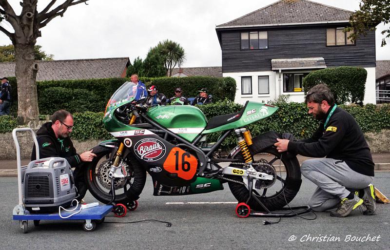[Road racing] Classic TT/ Manx GP 2019  - Page 29 20192303