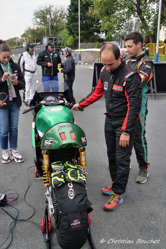 [Road racing] Classic TT/ Manx GP 2019  - Page 29 20192304