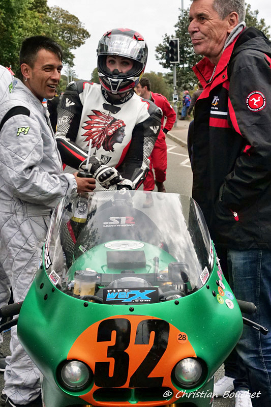[Road racing] Classic TT/ Manx GP 2019  - Page 29 20192313