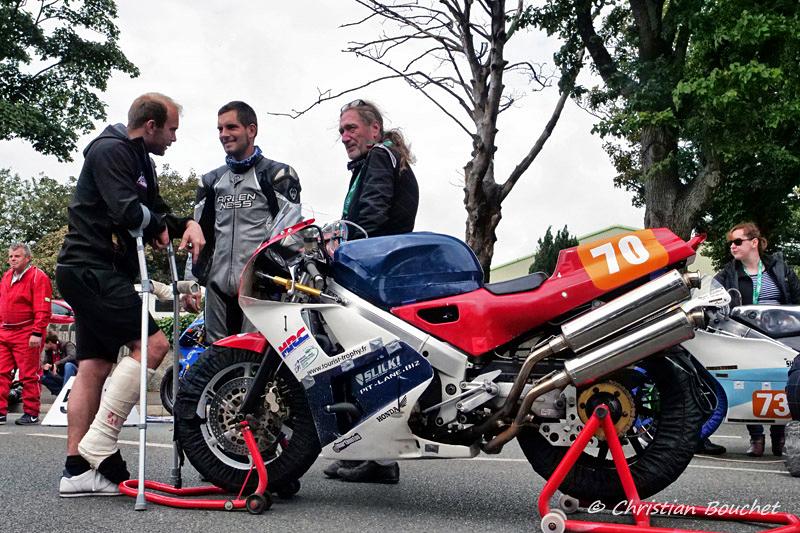 [Road racing] Classic TT/ Manx GP 2019  - Page 29 20192321