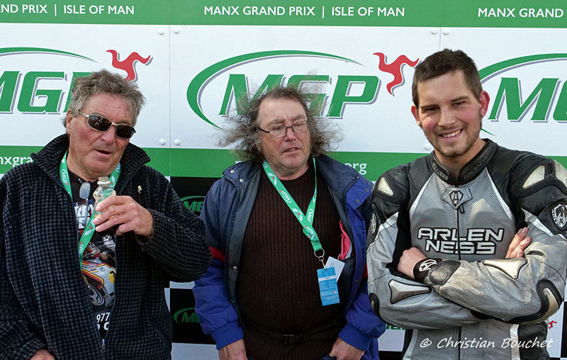 [Road racing] Classic TT/ Manx GP 2019  - Page 29 20192368