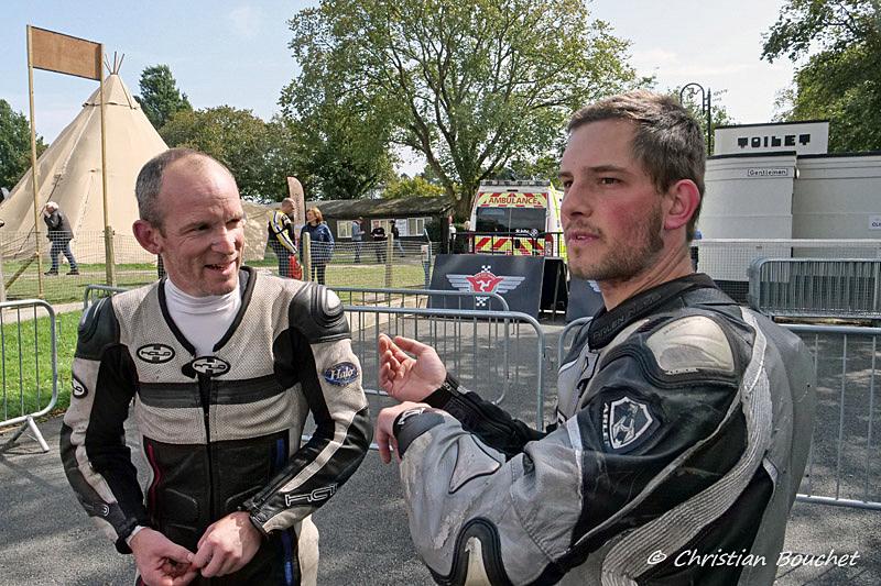 [Road racing] Classic TT/ Manx GP 2019  - Page 29 20192369