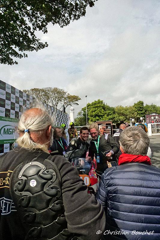 [Road racing] Classic TT/ Manx GP 2019  - Page 29 20192372