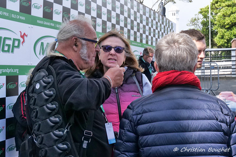 [Road racing] Classic TT/ Manx GP 2019  - Page 29 20192373