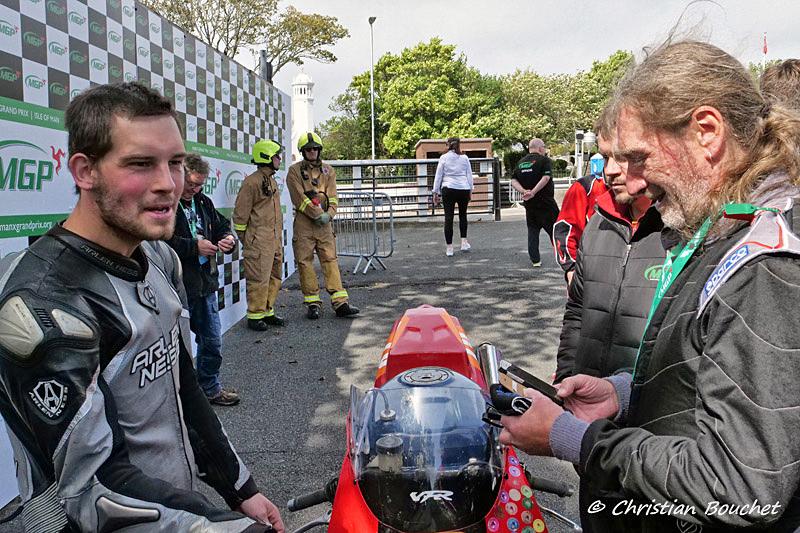 [Road racing] Classic TT/ Manx GP 2019  - Page 29 20192374
