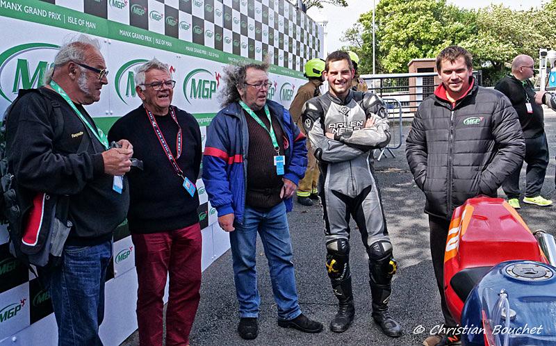 [Road racing] Classic TT/ Manx GP 2019  - Page 29 20192376