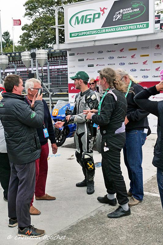 [Road racing] Classic TT/ Manx GP 2019  - Page 29 20192385