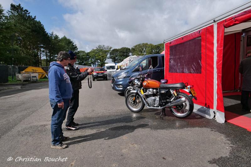 [Road racing] Classic TT/ Manx GP 2019  - Page 15 2019_645