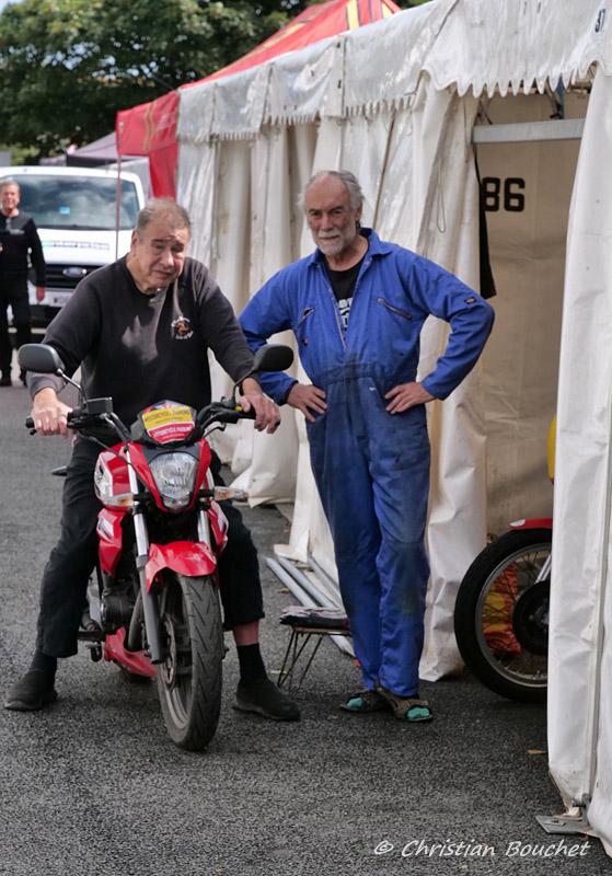[Road racing] Classic TT/ Manx GP 2019  - Page 15 2019_692