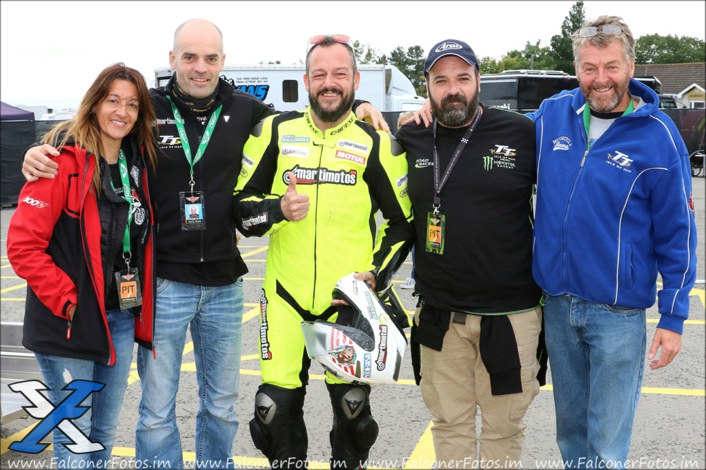 [Road racing] CLASSIC TT et MANX GP 2018 . - Page 13 Class114