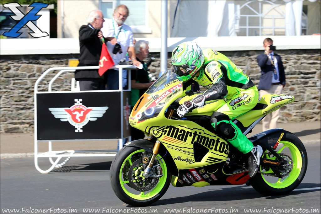 [Road racing] CLASSIC TT et MANX GP 2018 . - Page 13 Class124