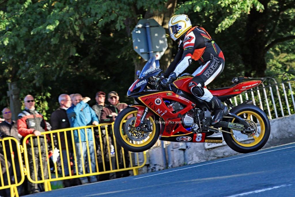 [Road racing] CLASSIC TT et MANX GP 2018 . - Page 13 Classi33