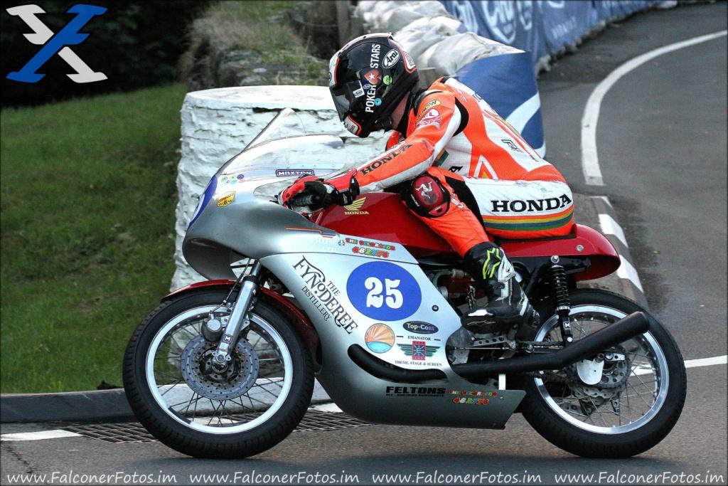 [Road racing] CLASSIC TT et MANX GP 2018 . - Page 13 Classi56
