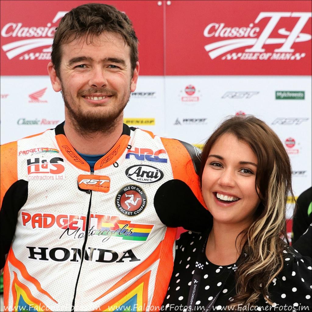 [Road racing] CLASSIC TT et MANX GP 2018 . - Page 13 Classi57
