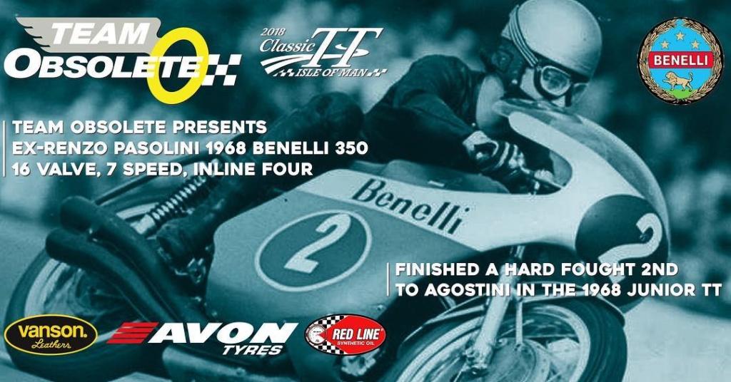 [Road racing] CLASSIC TT et MANX GP 2018 . Tt10