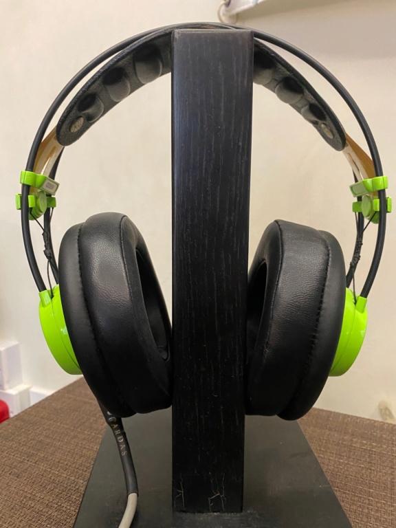 AKG Q701 headphones with Cardas XLR headphone cable Akg_q710