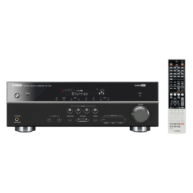 Yamaha RX-V467 5.1-Channel AV Receiver (SOLD) Yamaha10