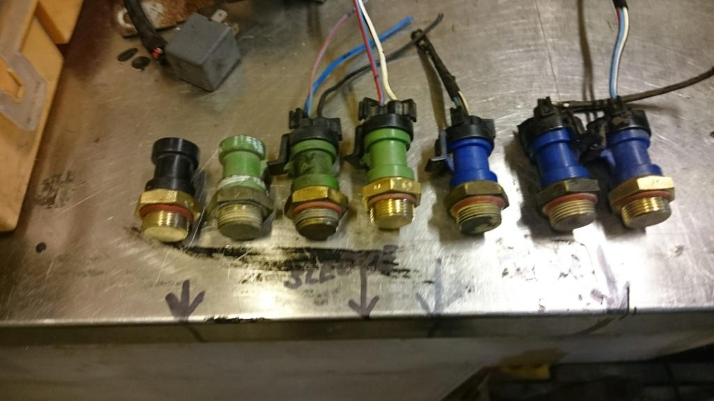 Piaggio Porter 1.4 Diesel Thermostatic Radiator Fan Switch wanted. Dsc_3310