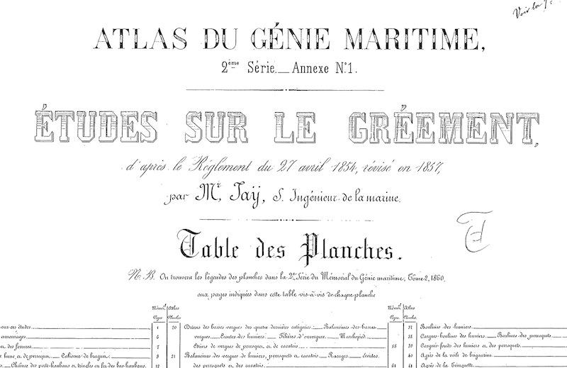 SAGITTAIRE - Canonnière de station - 1882 - Éch : 1/50 Captur24