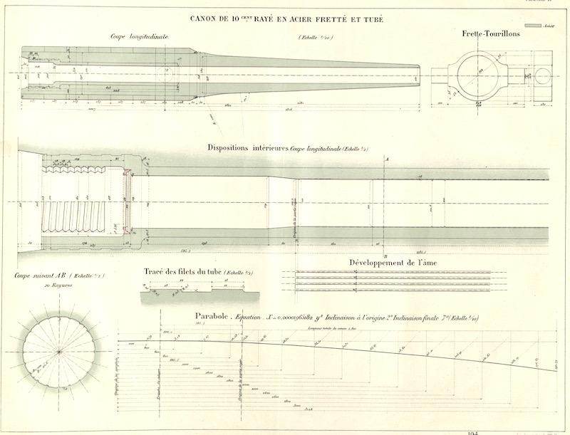 SAGITTAIRE - Canonnière de station - 1882 - Éch : 1/50 - Page 2 Captur36