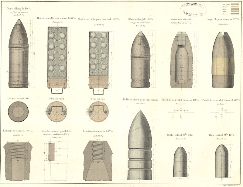 SAGITTAIRE - Canonnière de station - 1882 - Éch : 1/50 - Page 2 Captur37