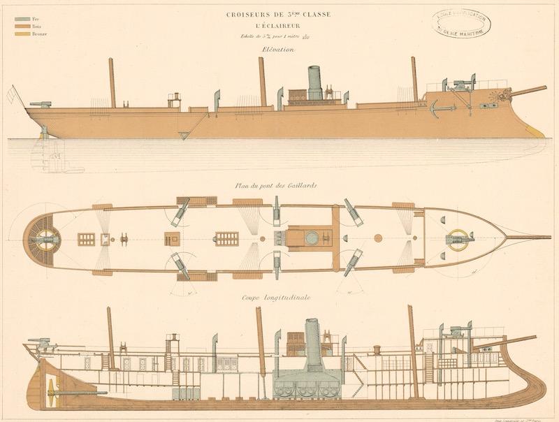 SAGITTAIRE - Canonnière de station - 1882 - Éch : 1/50 - Page 2 Captur40