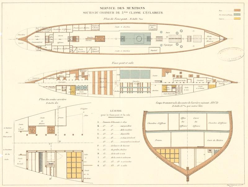SAGITTAIRE - Canonnière de station - 1882 - Éch : 1/50 - Page 2 Captur42