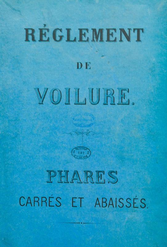 SAGITTAIRE - Canonnière de station - 1882 - Éch : 1/50 L1020610