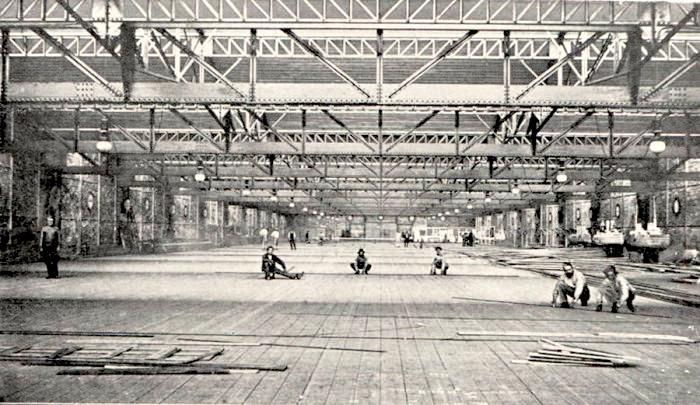 SAGITTAIRE - Canonnière de station - 1882 - Éch : 1/50 - Page 2 Salle_11