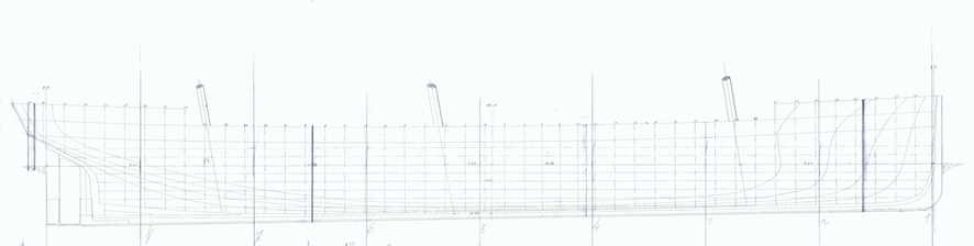 SAGITTAIRE - Canonnière de station - 1882 Type_l10