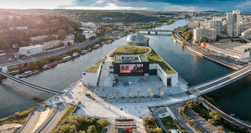 La Seine Musicale de l'île Seguin 22507410