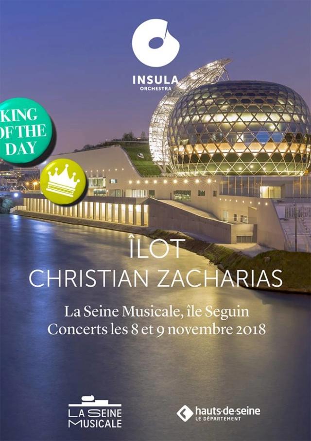 Concerts et spectacles à la Seine Musicale de l'île Seguin - Page 3 45554210