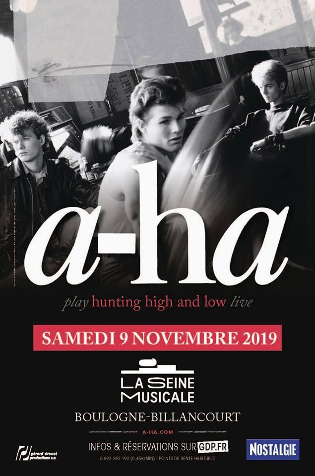 Concerts et spectacles à la Seine Musicale de l'île Seguin - Page 3 45619110