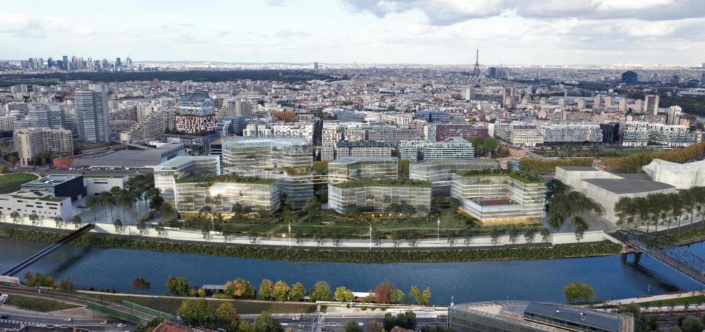 Campus Boulogne-Studios / Vivendi 53268211