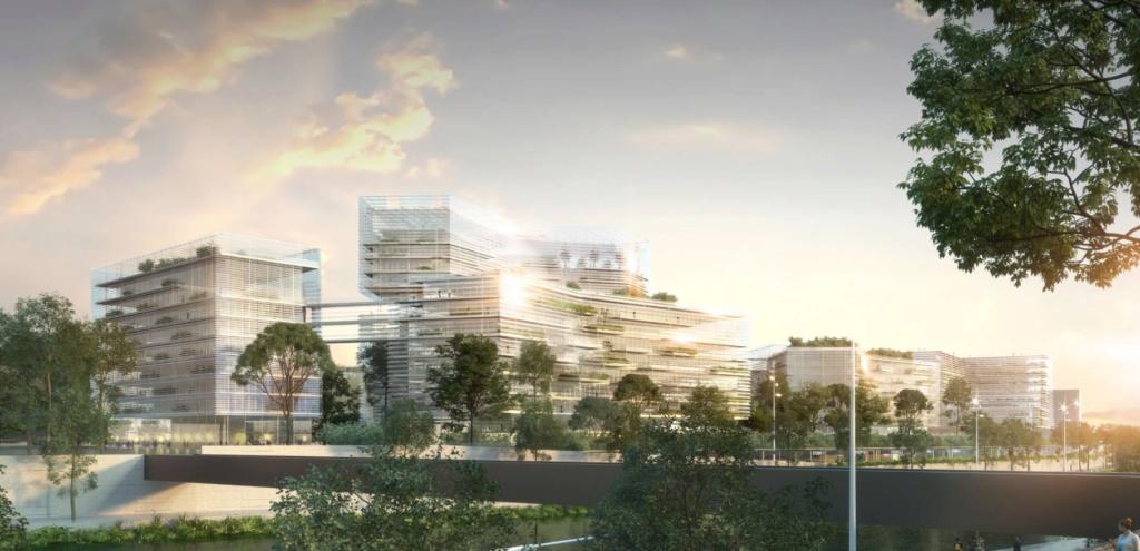 Campus Boulogne-Studios / Vivendi 53469110